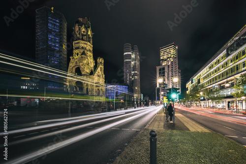 In de dag Berlijn Berlin City West