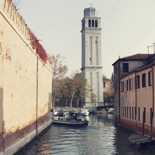 Foto op Plexiglas Venetie Venezia-Italy