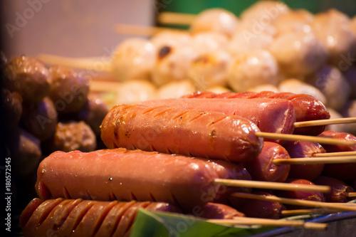 street food in thai