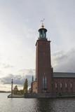 Rathaus Stockholm - 180574527