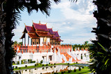 Horkamluang in the royal floral ,chiangmai  Thailand