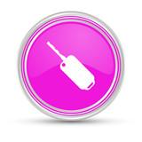 Pinker Button - Autoschlüssel