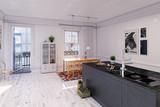 Modern interior - 180600551