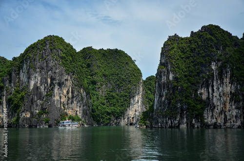 Fotobehang Thailand mountains in Vietnam