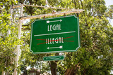 Schild 264 - Legal - 180624551