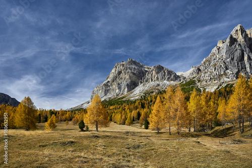 Passo Falzarego. Dolomitos , Italy