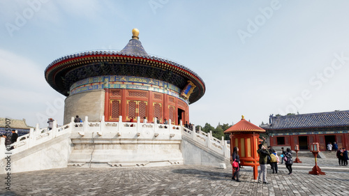 Foto op Plexiglas Peking Beijing. China