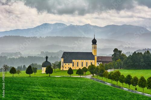 Poster Church in Austria
