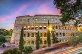 Le Colisée Rome - 180646140