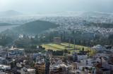 Athènes et l'Olympiéion, Grèce - 180660169