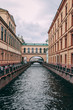 The rivers of St. Petersburg