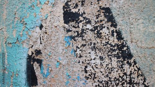 Papiers peints Brick wall Muro textura colorido relevo grunge