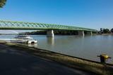 Bratislava tram bridge