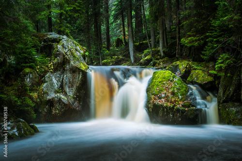 Wasserfall Gletschermühle (Krai-Woog-Gumpen) - 180769538