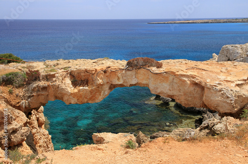 Foto op Plexiglas Cyprus Cyprus, Mediterranean Sea