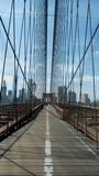 Brooklyn bridge New York - 180795778