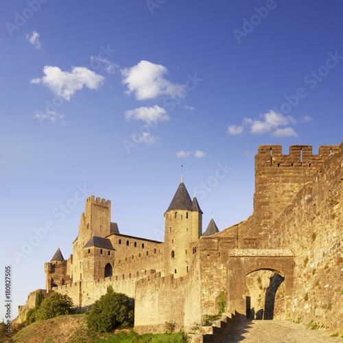 Plagát Carcassonne Languedoc-Roussillon France