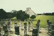 Sito archeologico di Chichen-itza, Messico