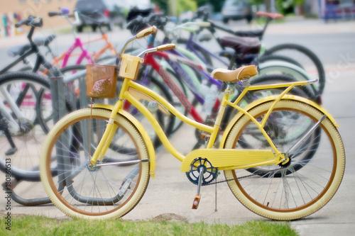 Fotobehang Fiets vintage bicycle