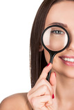 magnifying glass - 180867593