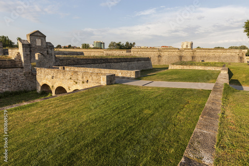 The citadel of Pamplona
