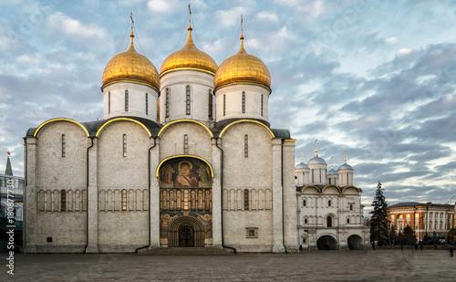 Katedra Dormition, Moskwa