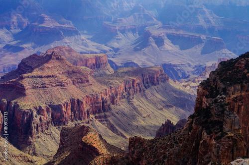 Fotobehang Aubergine Grand Canyon, Arizona USA