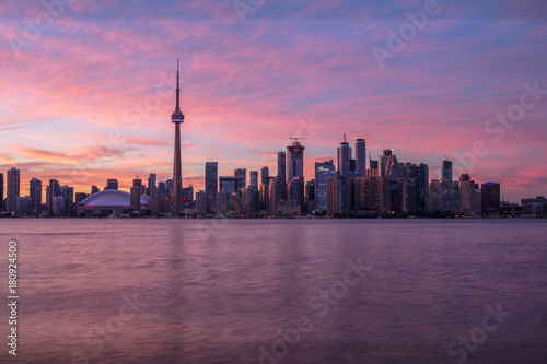 Fotobehang Toronto Toronto skyline