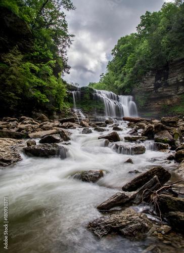 Burgess Falls - 180930371