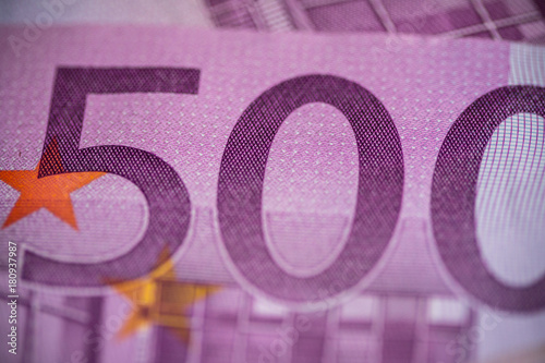 Poster Five Hundred Euros
