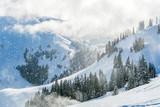 Winter in den Tiroler Alpen - 180940364