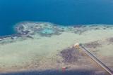 Vue sur la barrière de corail - 180959573