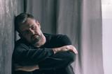 Sad man during autumn weather - 180964989