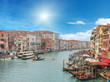 Quadro venice city in a sunny day