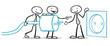 Business Zusammenarbeit mit Energie
