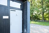 Exterior of door bathroom - 180995904