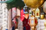 hanging arab lamps - 181013321