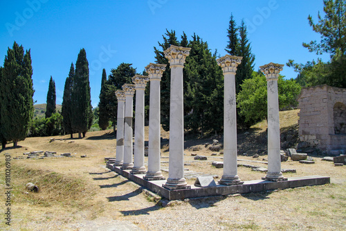Asklepion, Kos, Ancient Ruins, Hippokrates