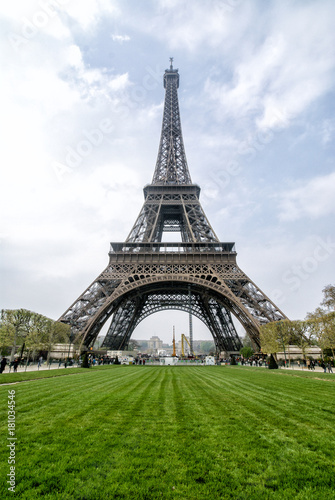 eiffel tower paris france poster affiche acheter le sur. Black Bedroom Furniture Sets. Home Design Ideas
