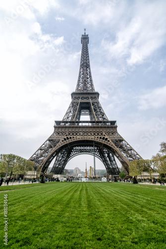 eiffel tower paris france poster affiche acheter le sur. Black Bedroom Furniture Sets. Home Design Ideas