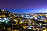 Lisbon at nigth - 181076979