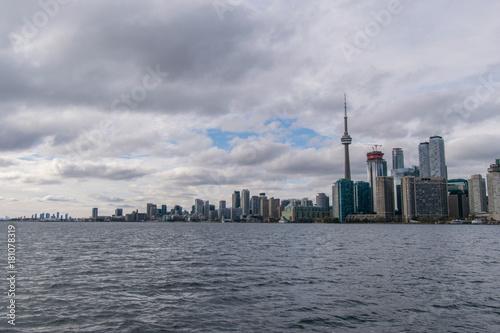 Staande foto Toronto Toronto skyline