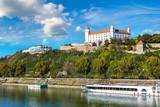 Medieval castle  in Bratislava, Slovakia