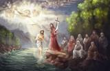 Baptism of Jesus - 181091508