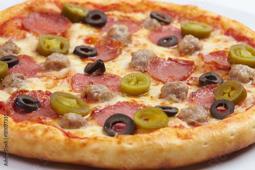 tasty pizza Poster