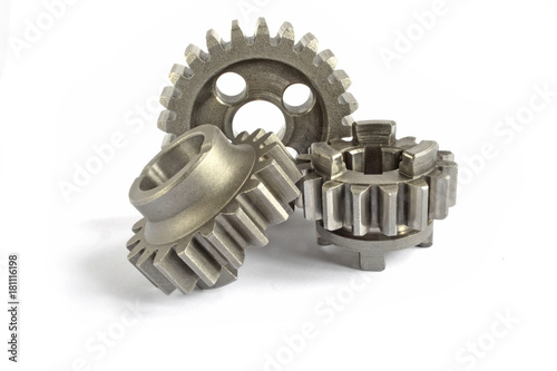 Poster Three metal gears