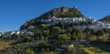 Zahara de la Sierra, Andalousie, France - 181121716