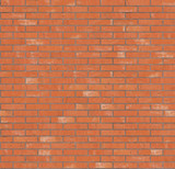 Brick masonry wall seamless texture