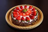 Torta alle fragole - 181178363