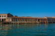 Quadro Venice City of Italy. View on Murano Island. Venetian Landscape